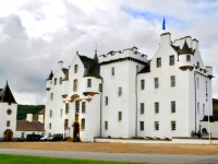 Blair Castle, Blair Atholl, Perthshire, Scotland