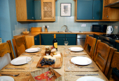 Gamekeeper's Cottage Kitchen
