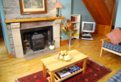 Gamekeeper's Cottage Lounge