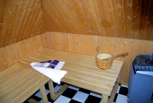 Gamekeeper's Cottage Sauna