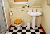 Gamekeeper's Cottage Shower Room