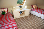 Gamekeeper's Cottage Twin Bedroom