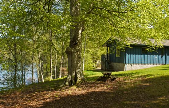 Loch Monzievaird self catering holiday cottages