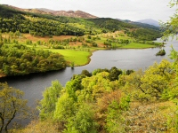 The Queen's View, Loch Tummel, Perthshire, Scotland